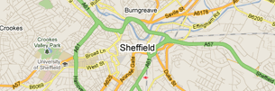 Sheffield, South Yorkshire