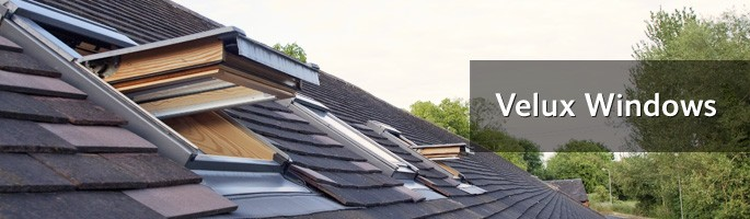 Roof windows by Velux