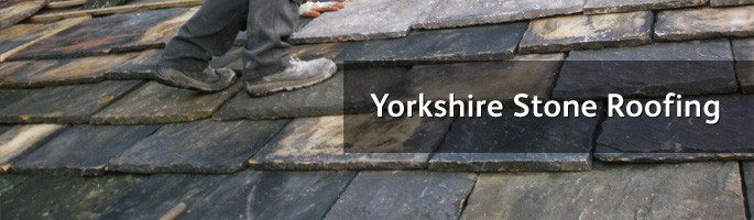 Yorkshire stone roofing contractors
