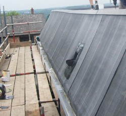 Factory roofing in Sheffield